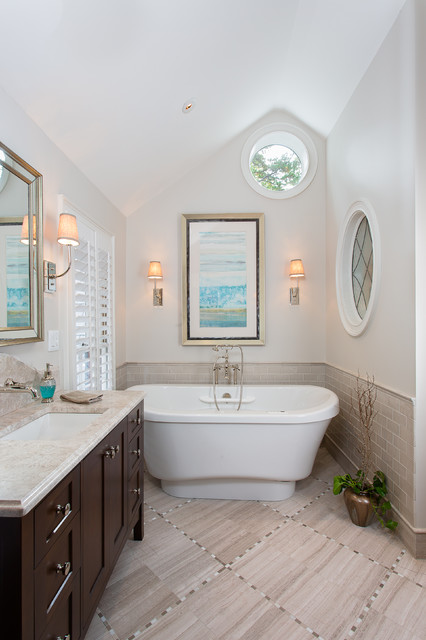 Huntcliff Cliff Master Bath traditional-bathroom
