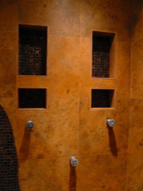 Huntington Beach master bathroom contemporary-bathroom