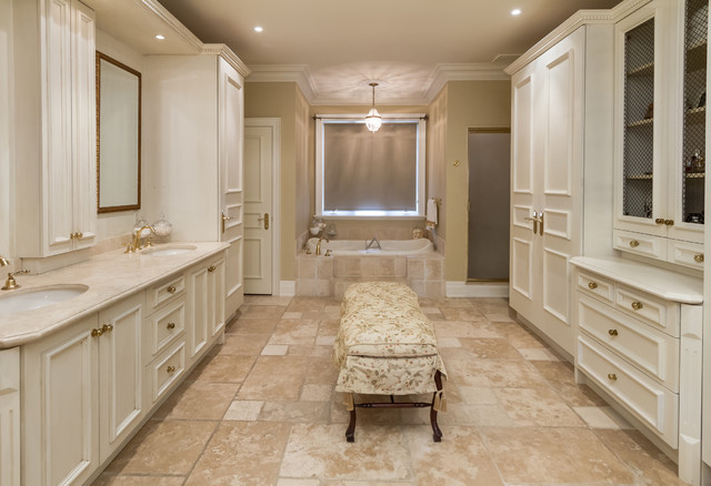 huntingwood traditional-bathroom