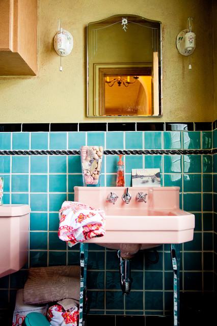 Hutsell - Addition Lakewood - Mediterráneo - Cuarto de baño - Dallas ...