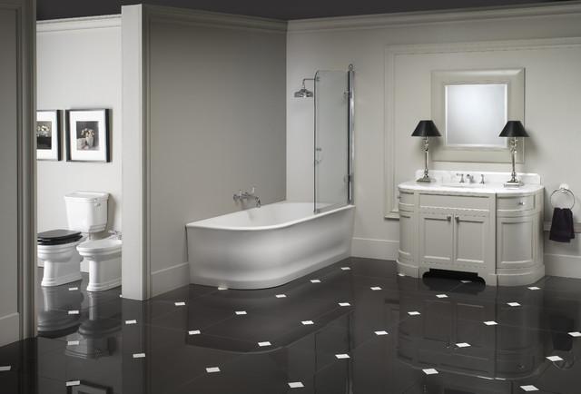 Hydrology (312.832.9000) traditional-bathroom