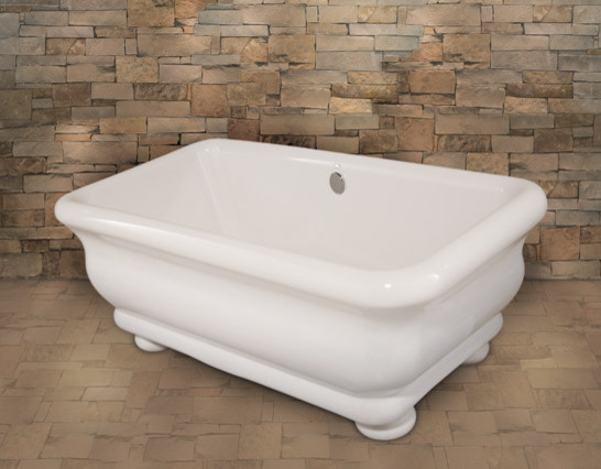 Hydrosystems traditional bathtubs