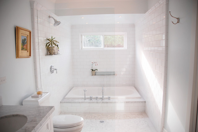 Hymettus Project Traditional Bathroom San Diego By