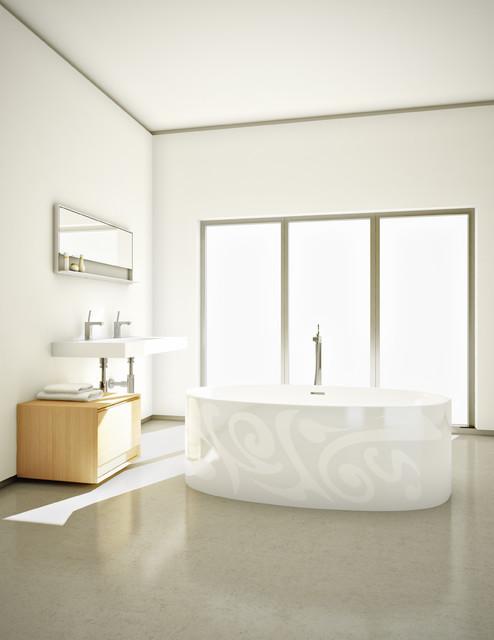 IMAGE-in bathtub motifs modern-bathroom