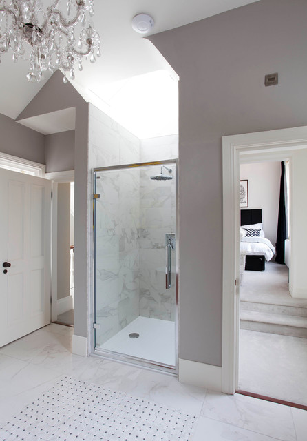 Impressive south belfast residence transitional for Bathroom ideas belfast