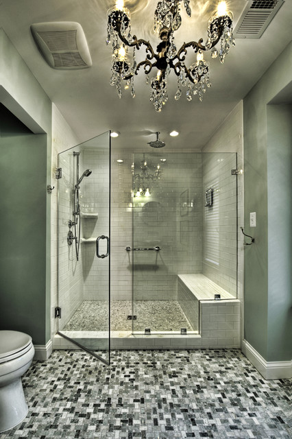 Merveilleux Traditional Bathroom By Moss Building And Design | Moss Home Services