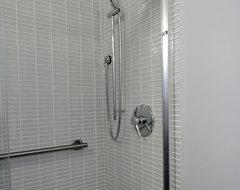 In-Suite Bath, Silver Spring, MD contemporary-bathroom