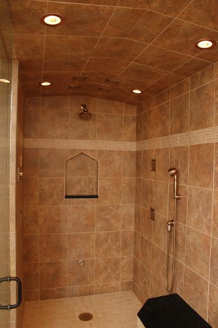 Indian Hill Master Bath - Traditional - Bathroom ...