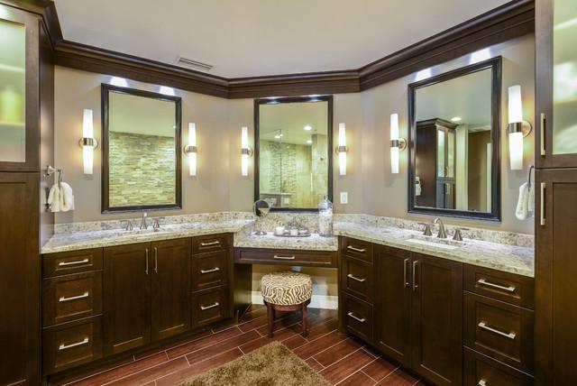 Indian Rocks Beach Spa Bathroom - Traditional - Bathroom ...