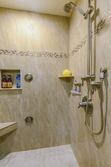 Indian shores shower remodels contemporary bathroom for Small indian bathroom designs