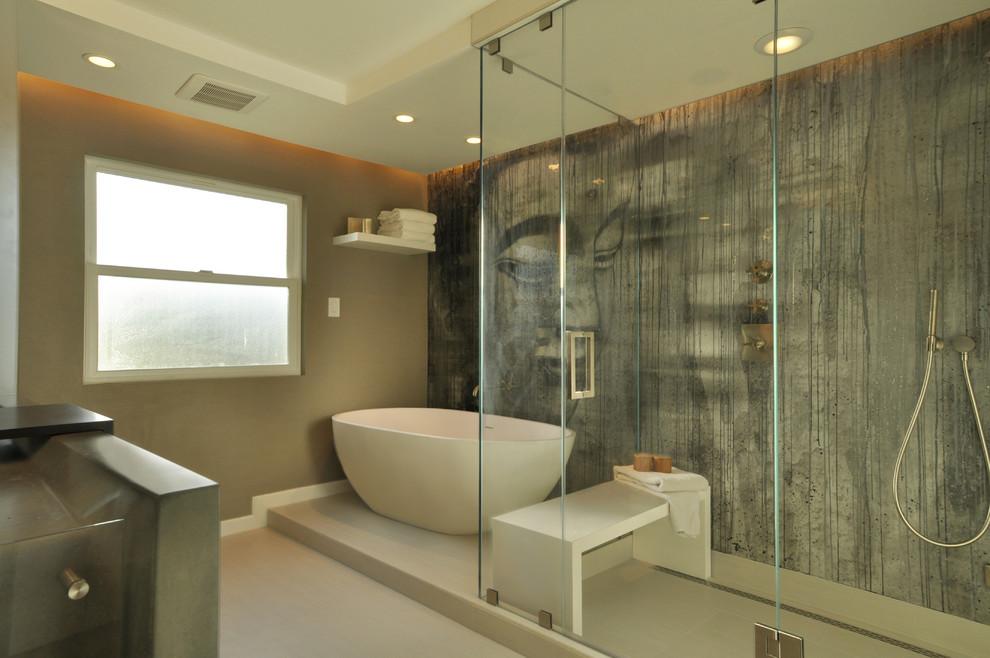 Indiana - Contemporary - Bathroom - Los Angeles - by ...