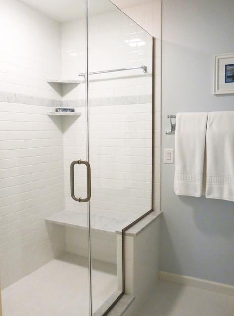 Indianapolis Master Bath Remodel Transitional Bathroom