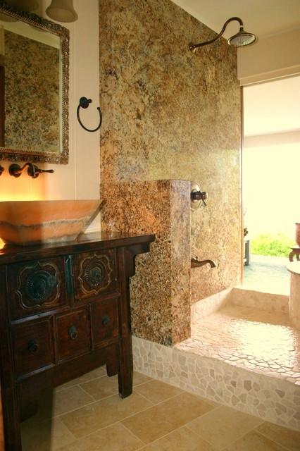 indoor outdoor showers