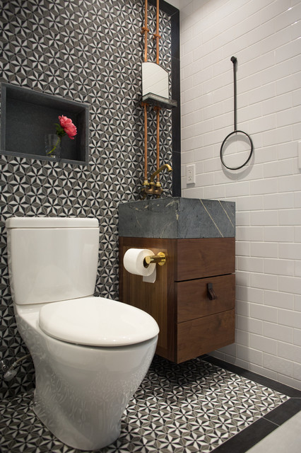 Industrial Modern Bathroom Modern Bathroom Part 9