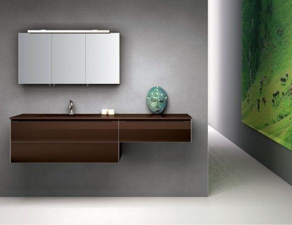 premium selection 6c1d0 0e51d Infinity Modular Vanity - Modern - Bathroom - New York - by ...