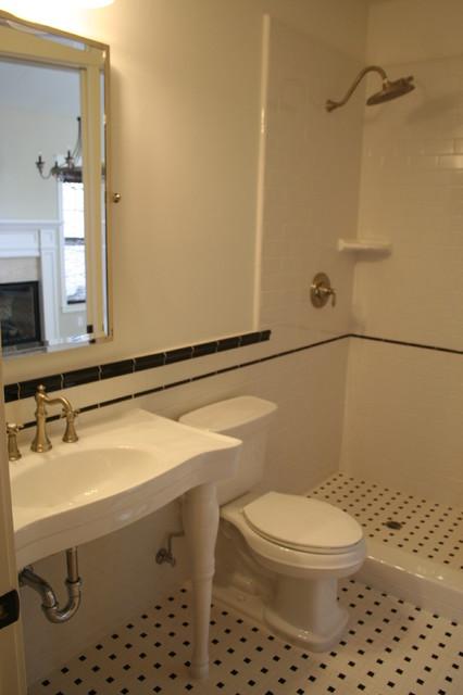 Inhabiture traditional bathroom san francisco by for Bathroom design san francisco
