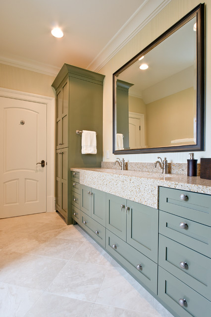 Insidesign Remodel Project traditional-bathroom
