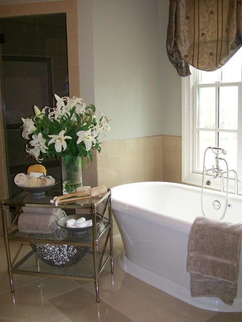 Inspiration Home- Cobblestone traditional-bathroom