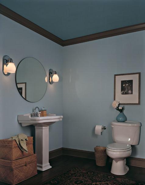 Inspiration traditional-bathroom