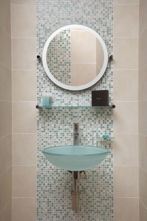 Mosaico piastrelle bagno cool bagno prezzi gres per esterni ceramiche per pavimenti bagno - Piastrelle bagno mosaico ...