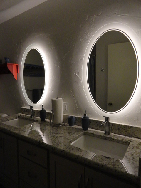 Inspired LED Accent Lighting Bathroom Phoenix By