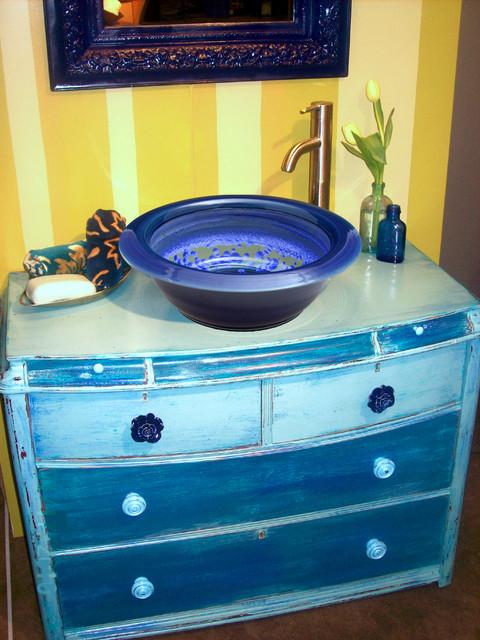 Installation Inspiration traditional-bathroom