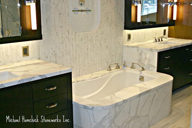 Installed photos contemporary-bathroom