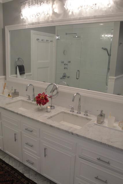 Instant Interiors contemporary-bathroom