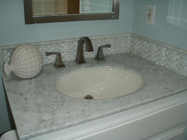Interior Design and Architectural Color traditional-bathroom