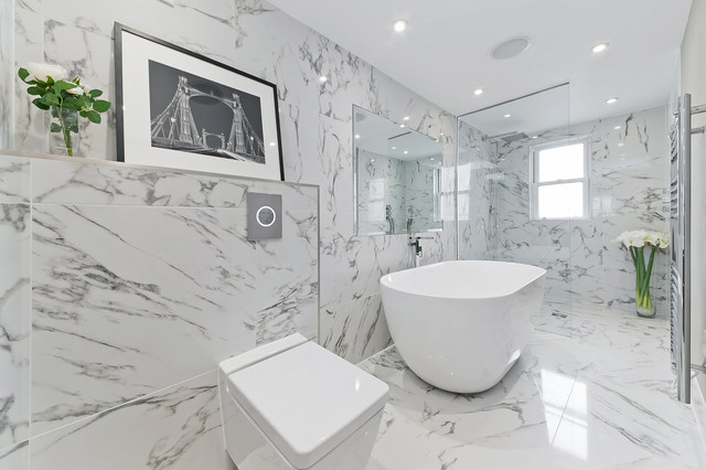 Interior design development chelsea london for Bathroom interior design london