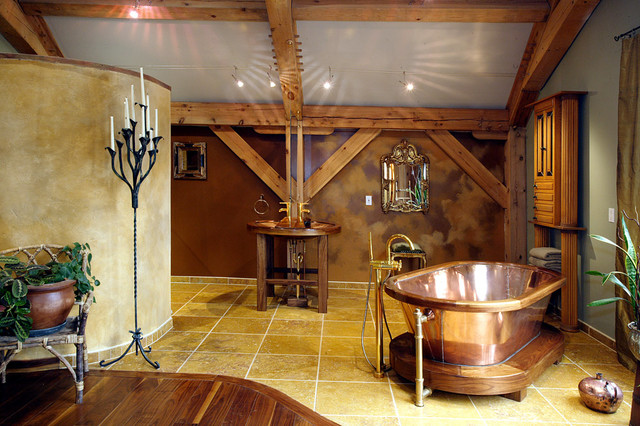 design nj eclectic bathroom new york by interior design arts