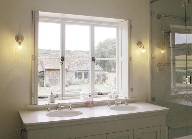 Interior Design Project Hampshire Country Bathroom Wiltshire By Moore Design Associates Ltd
