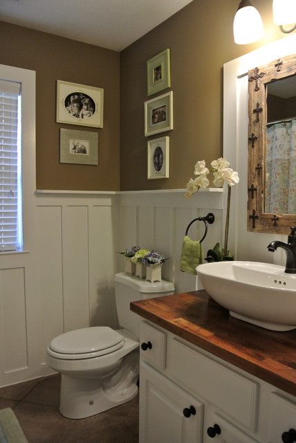 Interior Design on Farmhouse Bathroom Remodel Ideas  id=32434