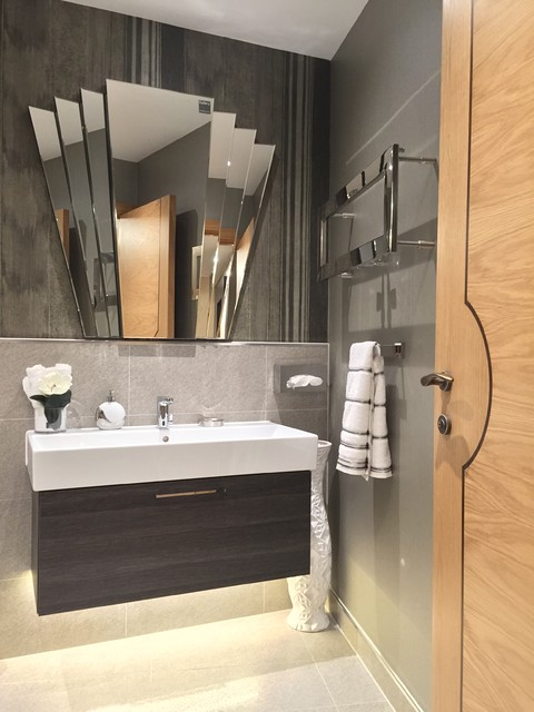 Interior designer bathroom contemporary bathroom for Bathroom design yorkshire