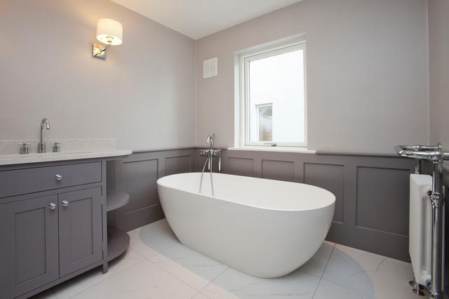 Interior Designer Dublin Transitional Bathroom Dublin By