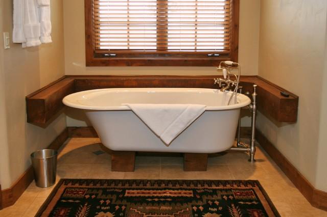 Interior Expressions eclectic-bathroom