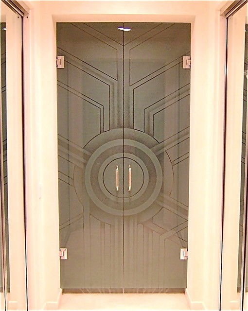 Interior glass doors with obscure frosted glass sun Modern frosted glass interior doors