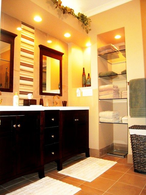 Interior Remodel Design Traditional Bathroom Atlanta By Construction Consultants