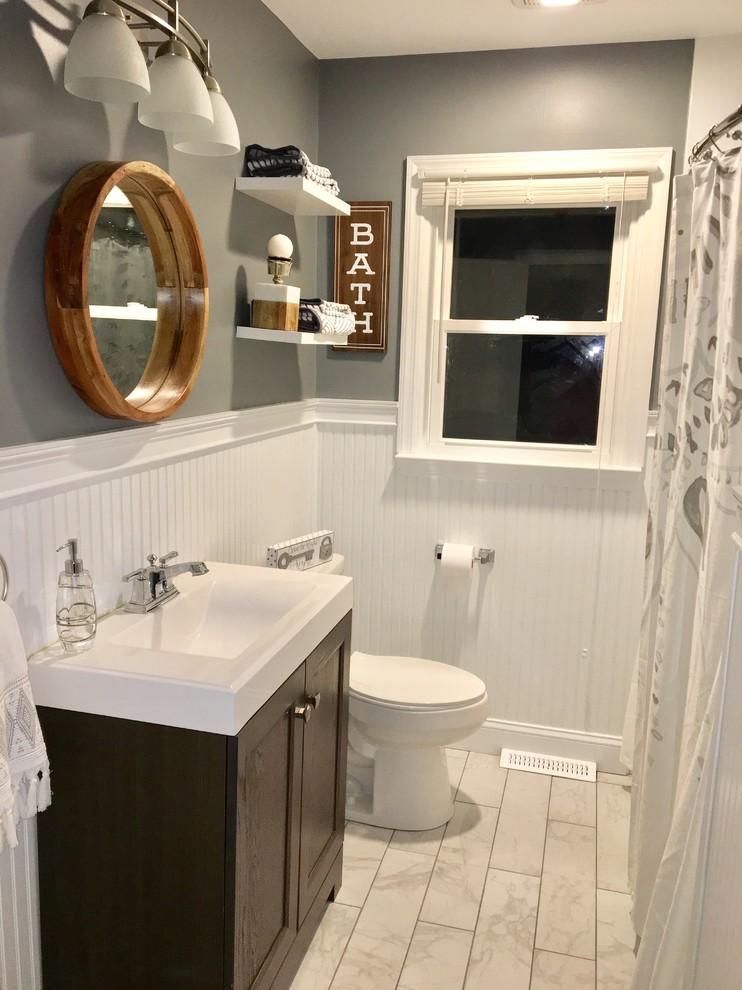 Interior Remodel - Living & Baths