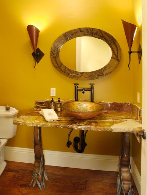 Interior Remodel contemporary-bathroom