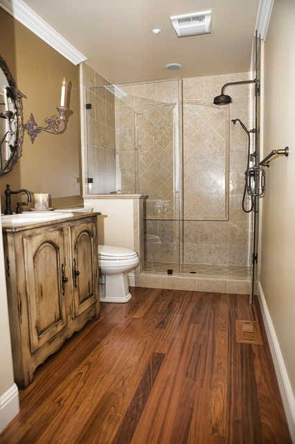 Interior Remodel traditional-bathroom