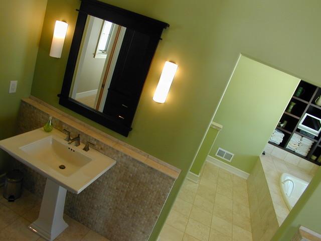 interior spaces bathroom