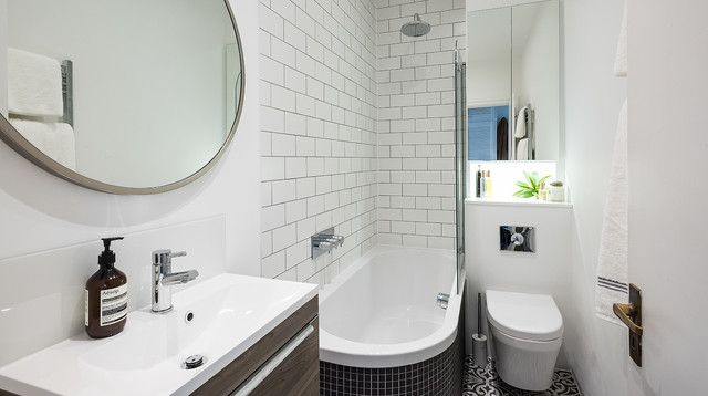 Interior styling 3 contemporary bathroom london by for Interior stylist london