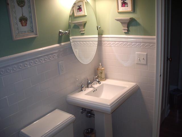 Interiors Traditional Bathroom Philadelphia By