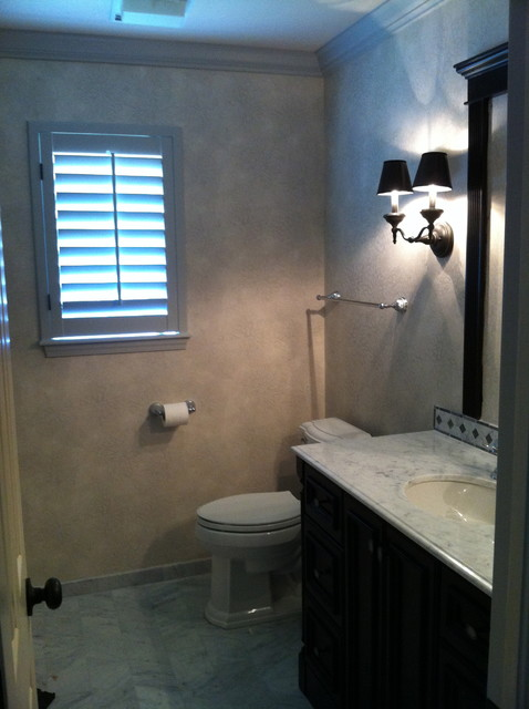 Interiors2 By Mary Veltri traditional-bathroom