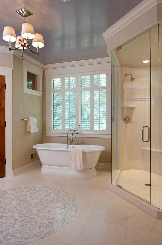 Bathroom - traditional bathroom idea in Minneapolis