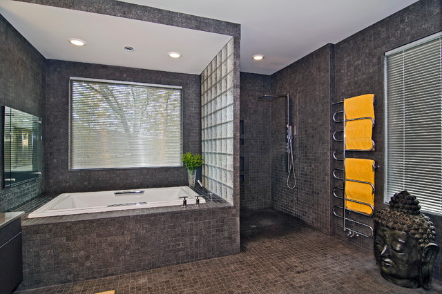 Inver Grove Heights contemporary-bathroom
