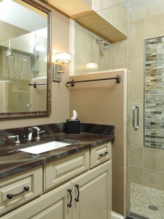 Custom Tile Bathroom Tile St Louis Bath Remodel Travertine Tile Pictures To P