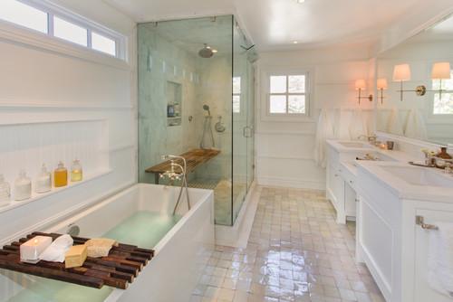 Where did you get the bathtub shelf?