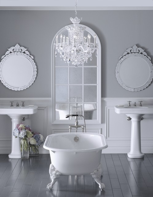Kohler traditional bathroom